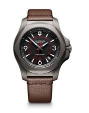 Victorinox I.N.O.X. Titanium (241778) Men's Wristwatch with Black Dial
