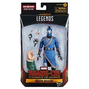 Marvel Legends Shang-Chi Legend Of Ten Rings - Death Dealer (BAF Mr. Hyde)