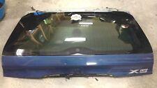 2000-2003 BMW X5 E53 ~ UPPER HATCH ~ BLUE ~ OEM PART