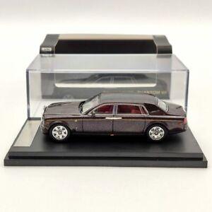 1/64 Rolls-Royce Phantom VII Purple Diecast Models Limited Edition Collection