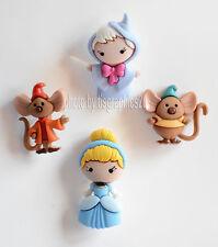 Cinderella / Disney ~Jesse James Dress It Up Buttons / Gus & Jacque
