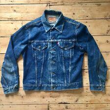 Vintage 70s Levi's two pocket Type III denim jacket 40 - 42
