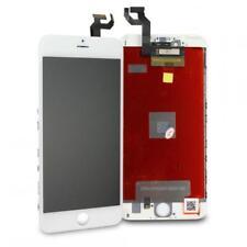 "IPhone 6s PLUS 5,5"" DISPLAY LCD CON RETINA ORIGINALE 3d-touch vetro-Bianco White"