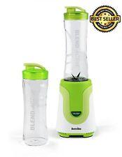 Easy Smoothie Maker Blend-Active Personal Blender Healthy Drinks 2 Bottles Clean