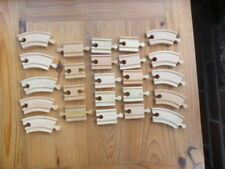 Thomas the Tank Engine & Friends Wooden BUNDLE OF SMALL ADAPTOR TRACK PIECES