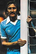 Foto de fútbol > Tommy Hutchison Manchester City 1981-82