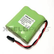 Cobra Car Alarm Sounder 7.2V 1500mAh Replacement Backup Battery Model 5370/6422