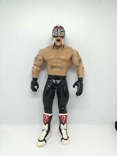 WWE Mattel RUMBLER Wrestling Figure Kofi Kingston jaune