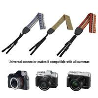 DSLR Camera Shoulder Neck Belt Strap Photography Kit For Canon Nikon Sony Camera