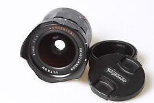 Voigtländer  Leica M  Aspherical  Ultron  F 1.8/21mm