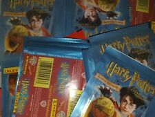 50x ***RARE sealed packs Panini Harry Potter and the Chamber of Secrets - 2002