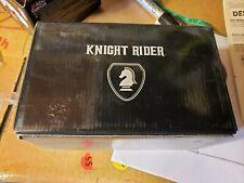 Hot Wheels 2012 SDCC Comic Con Talking Knight Rider K.I.T.T