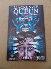 Mackenzie Queen  5 . Matrix Graphic Series . 1986 . VF - minus