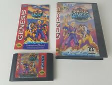 The Pirates of Dark Water Sega Genesis Game Complete  Tested EX rental Authentic