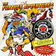 JOE EIOTT'S DOWN'N'OUTZ The Further ive Adventures Of..JAPAN MINI P DVD+2CD