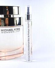 Michael Kors Wonderlust Eau de Parfum 10ml Travel Atomizer Spray EDP 0.33oz
