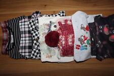 autumn winter girls outfit tops leggings skirt shorts dress bundle 2-3 years (3)