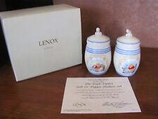 LENOX the Pooh Pantry Salt & Pepper Shakers Set NIB