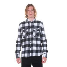 Dickies New Sacramento Shirt Camicia Uomo Dk0a4xdzblk1 Black