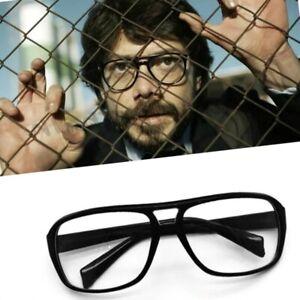 Money Heist La Casa De Papel El Professor Glasses Cosplay Eyewear Salvador Dali