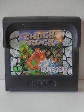 Game Gear Spiel - Chuck Rock (Modul)