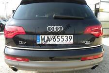 AUDI Q7 - 06-15 SUV - Chrom Zierleiste Heckleiste Heckklappe 3M Tuning Warranty!