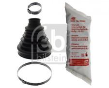 Faltenbalgsatz, Antriebswelle für Radantrieb Vorderachse FEBI BILSTEIN 49879
