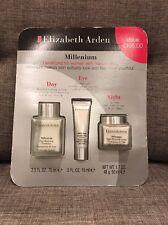 Elizabeth Arden Millenium Set of 3 ( Day 2.5oz Eye 0.5oz  Night 1.7oz )