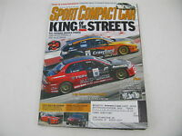 Sport Compact Car Magazine August 2008 Volume 20 No 8 Aug 08