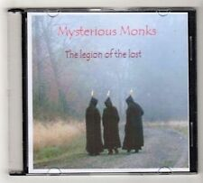 (HA718) Mysterious Monks, The Legion Of The Lost - 2013 CD