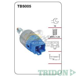 TRIDON STOP LIGHT SWITCH FOR Lexus IS200 03/99-06/04 2.0L(1G-FE)  TBS005