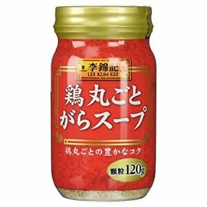 S & B Lee Kum Kee chicken whole while soup (bottle) 120g from Japan