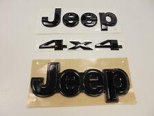 2016 Jeep Renegade Special Edition Justice Emblem Hood & Liftgate 4x4 Mopar Oem