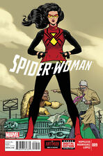 Spider-Woman (2014) #9 Vf/Nm