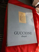 LIBRO - Guccione disegni: diciotto disegni da Masaccio a Caravaggio 1990 tir lim