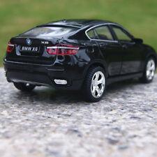 BMW X6 Alloy Diecast 1:32 Car Model Sound & Light Collection Black Color