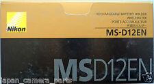 Nikon MS-D12EN Battery Holder(EN-EL15) for MB-D12 Genuine