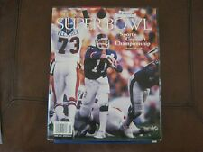 SPORTS ILLUSTRATED - THE SUPER BOWL - SPORTS GREATEST CHAMPIONSHIP - 176 PAGES
