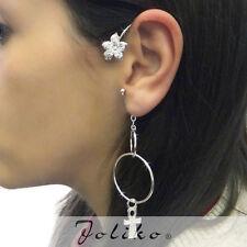 JoliKo Ohrklemme Ear cuff Earring Creole Ägypten Kreuz Anch Ankh Symbol RECHTS