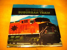 Cardsleeve Single cd DJ TIËSTO Suburban Train 2TR 2001 trance dance