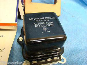 63 64 65 66 67 68 Pontiac Grand Prix Voltage Regulator D633 1119511 USA Made