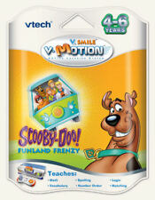 Neu Vtech Vsmile Vmotion Tv Lernen Smartridge Scooby