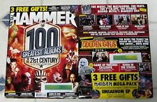 METAL HAMMER 100 Greatest Albums 21st CENTURY Stories IRON MAIDEN EDDIE Beer Mat