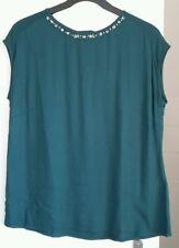 NEU@BONITA@angenehm luftiges elegantes Shirt@Tunika@Gr 42@100% Viskose@NP 59.99€