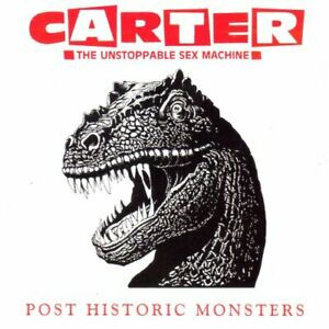 Carter Usm : Post Historic Monsters CD Highly Rated eBay Seller Great Prices