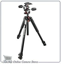 Manfrotto MK055XPRO3-3W Aluminum Tripod with 3-Way Pan/Tilt Head