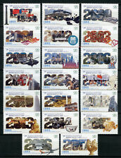 Liberia 2017 MNH Hong Kong Returns to China 20th Anniv 20v Set History Stamps