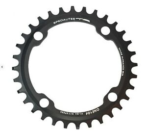 Specialites TA single MTB ONE 30T bicycle chainring 104 BCD 1x10/11