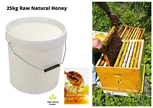 Raw Polyflora, Acacia and Oak Honey 25kg Buckets