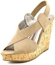 Women's Faux Suede Wedges Sandals